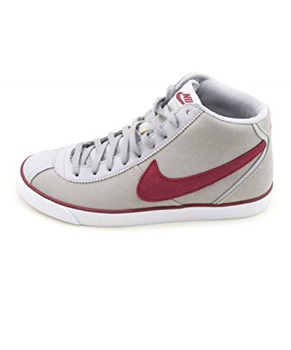 Nike , Herren Sneaker GREY/BURGUNDY