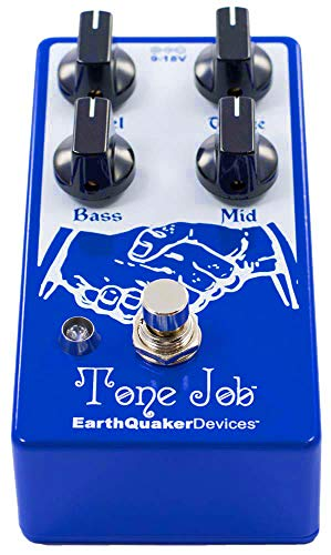 EarthQuaker Devices Tone Job EQ and Boost Guitar Effects Pedal