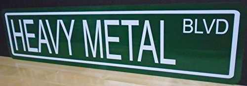 Motown Automotive Design Heavy Metal BLVD Metal Street for sale  Delivered anywhere in USA