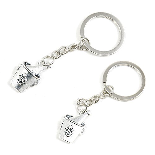 yring Door Car Key Chain Ring Tag Charms Supply W8LL7P Wine Ice Bucket ()