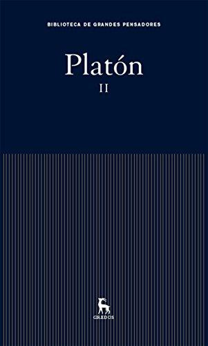 platn-ii-biblioteca-grandes-pensadores-spanish-edition