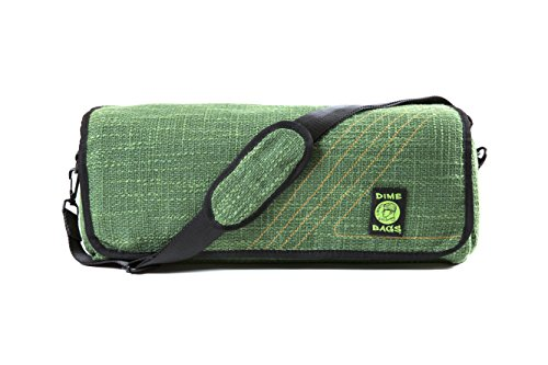 Padded Pipe - The Bully - Heavy Duty Padded Pipe/Piece Shoulder Bag & Silicone Mat (Forest)