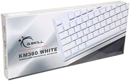 G.SKILL KM360 Teclado mecánico profesional sin Tenkeyless ...
