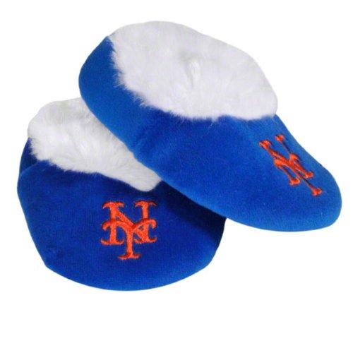 New York Mets Baby Bootie Slipper