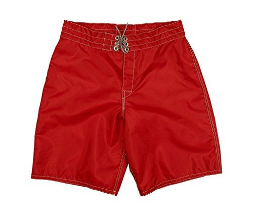 Birdwell Beach Britches Style 312 (Red, 38)