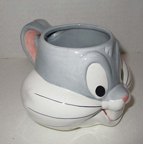 Bugs Bunny Head Coffee Mug
