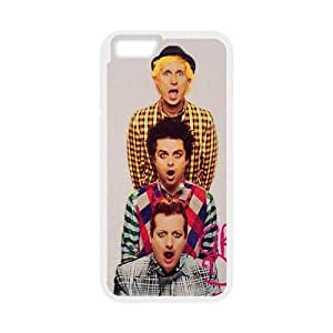 """Hjqi - Personalized Green day Cell Phone Case, Green day Customized Case for iPhone6 Plus 5.5"""""""