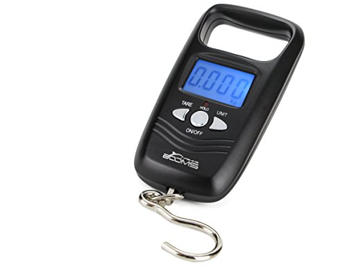 Booms Fishing Compact Digital Scale