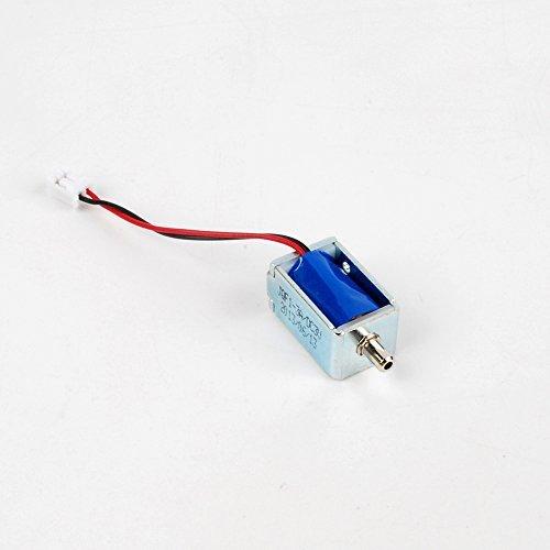 0.225W 3V dc solenoid electronic blood pressure solenoid DC pressure gauge