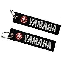 Yamaha double sided key ring