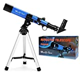 MaxUSee Kids Telescope 400x40mm with Tripod