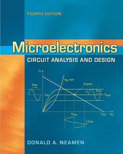 microelectronics circuit analysis and design, donald a neamen, ebookmicroelectronics circuit analysis and design 4th edition, kindle edition