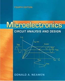 Ebook online access for fundamentals of electric circuits charles microelectronics circuit analysis and design fandeluxe Images