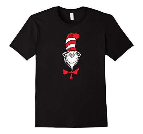 Dr. Seuss The Cat in the Hat Face T-shirt for $<!--$19.99-->