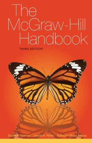 The McGraw-Hill Handbook (hardcover) (McGraw-Hill …