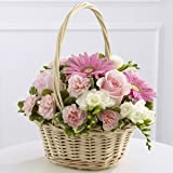 Enduring Peace Basket - Fresh Flowers Hand Delivered in Albuquerque Area