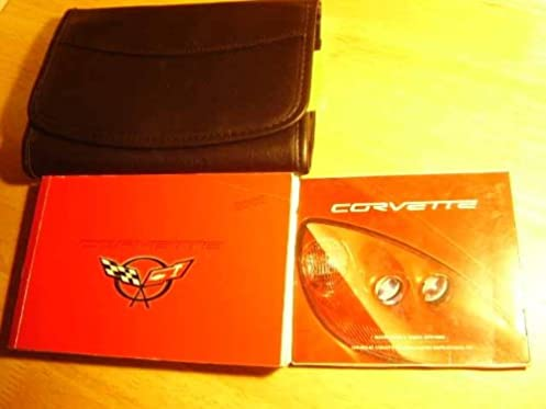 2002 chevy chevrolet corvette owners manual chevrolet amazon com rh amazon com 2002 corvette service manual 2002 corvette service manual download