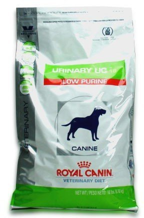 Royal Canin Veterinary Diet Urinary UC Low Purine Dry Dog Food 18 lb
