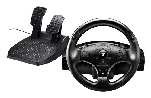 (Thrustmaster   T100 Force Feedback Racing Wheel for PlayStation)