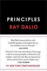 "#1 New York Times Bestseller""Significant...The book is both instructive and surprisingly moving."" —The New York TimesRay Dalio, one of the world's most successful investors and entrepreneurs, shares the unconventional principles that he's dev..."
