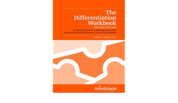 Workbook differentiated instruction worksheets : The Differentiation Workbook: A step-by-step guide to planning ...