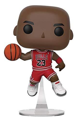 9c0b6f83e1ae95 Amazon.com  NBA Bulls Michael Jordan Pop! Vinyl Figure  Toys   Games