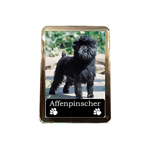 Affenpinscher - Collectable Dog Fridge Magnet