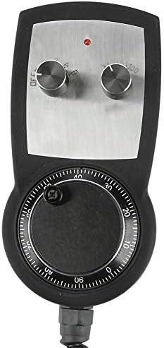 GAESHOW 5V Engraving Machine MPG Handwheel Manual Pulse Generator Plastic