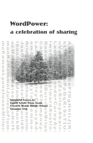 WordPower--a celebration of sharing