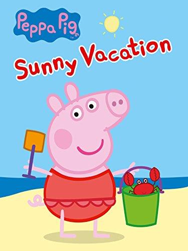 Peppa Pig - Sunny Vacation - Papa Pig Dvd