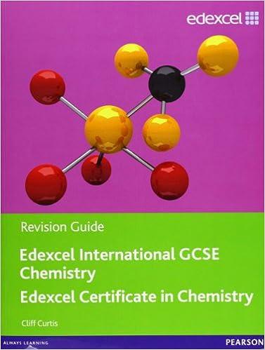Edexcel Igcse Chemistry Revision Guide Pdf