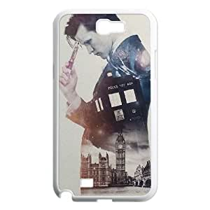 Doctor Who Samsung Galaxy N2 7100 Cell Phone Case White gife pp001_9305302