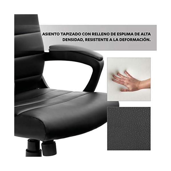 Owl Comfort – Chaise de bureau, chaise de bureau ergonomique, en maille haute, pour bureau et ordinateur, chaises pour…