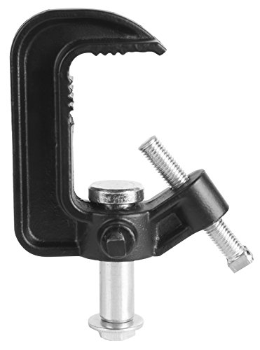 CHAUVET DJ CLP-05 Heavy-Duty C-Clamp Lighting Accessory | Lighting Accessories