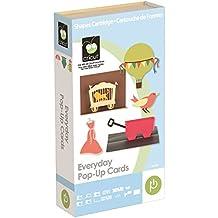 Cricut 2001018 Everyday Pop-Up Cards Cartridge