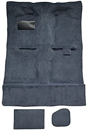 1995 to 2004 Toyota Extended Cab Pickup Truck Carpet Custom Molded Replacement Kit, Tacoma (Late 95-04) (8019-Mist Grey Plush Cut Pile) ACC