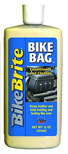 Bike Brite MC00048 Bike Bag Leather and Vinyl Cleaner and Conditioner - 12 fl. oz.