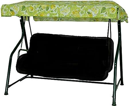 EMH - Toldo de Repuesto para Hamaca de jardín basculante (189 cm): Amazon.es: Hogar