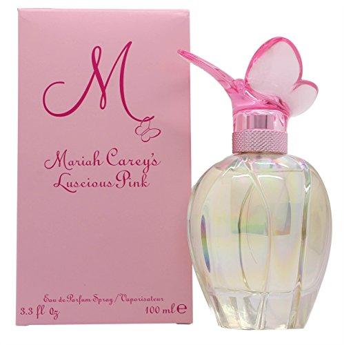 Luscious Pink Perfume - Mariah Carey Luscious Pink Eau de Parfum Spray for Women, 3.4 oz
