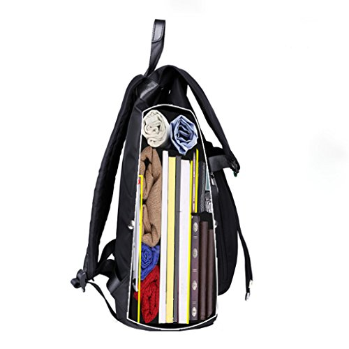 d'école dos voyage HUANGDA sac colored dos de occasionnel de sac dos mode Sac sac sac à Multi à d'ordinateur dos Black sac à toile de Color à simple dos à q6w1gPrq
