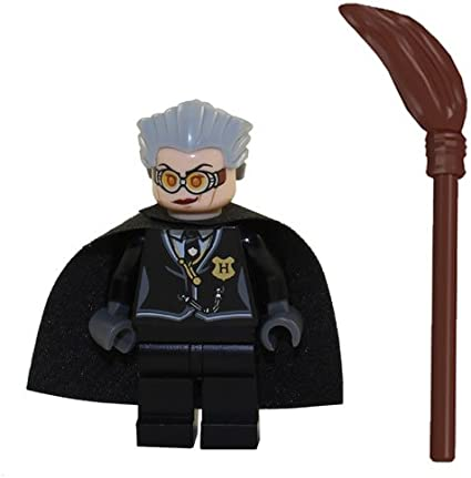 MADAME HOOCH HARRY POTTER MINIFIGURE FIGURE  USA SELLER