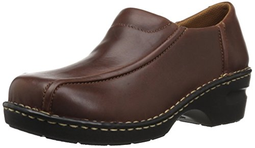 - Eastland Women's Tracie Slip-On Loafer, Brown, 9.5 M US