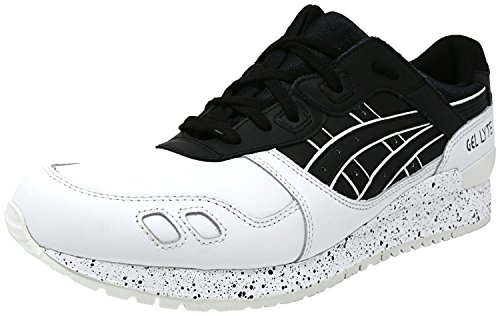 ASICS Men's Gel-Lyte III Fashion Sneaker, Black, 10.5 M US Asics Mens Ultimate Tiger