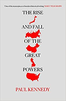 「rise and fall of the great powers」の画像検索結果