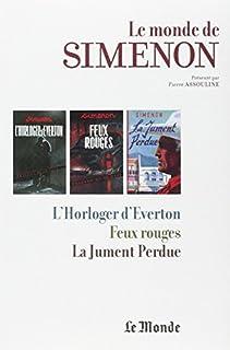 Le monde de Simenon : [5] : Amérique, Simenon, Georges