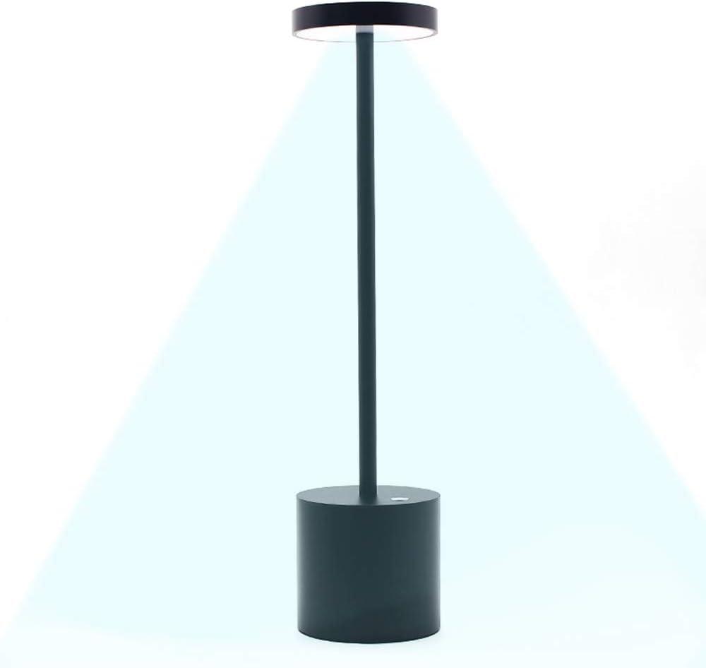 SHENGY Luces de Escritorio Inalámbricas para Patio, lamparas ...