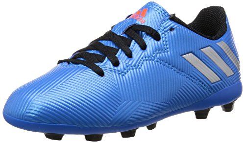 adidas Messi 16.4 FxG J, Botas de Fútbol Para Niños Azul (Azuimp / Plamat / Negbas)