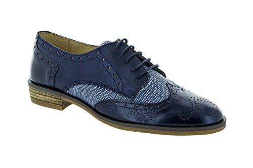 Blucher VALERIA Mujer 62-10512 Azul/Marino