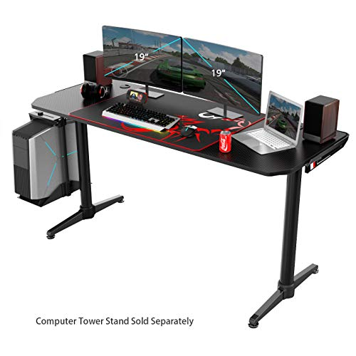 EUREKA ERGONOMIC I60 Computer Gaming Desk 60