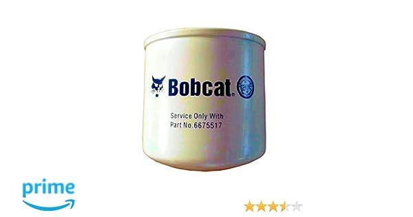 Bobcat OEM Oil Filter - P/N 6675517